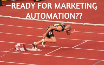 5 signalen dat je organisatie klaar is voor marketing automation