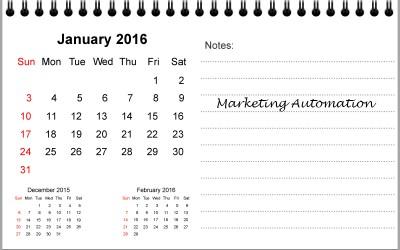 Waarom jouw organisatie in 2016 moet starten met marketing automation
