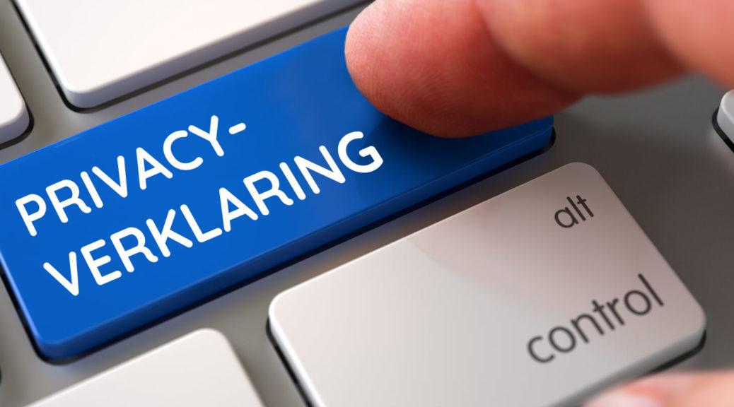 Maak jouw privacyverklaring GDPR proof